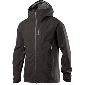 """Houdini M's Ascent Ride Jacket True Black"""